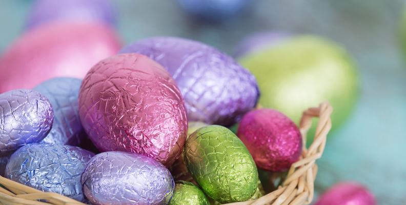 25 saker att lägga i påskägget istället för godis