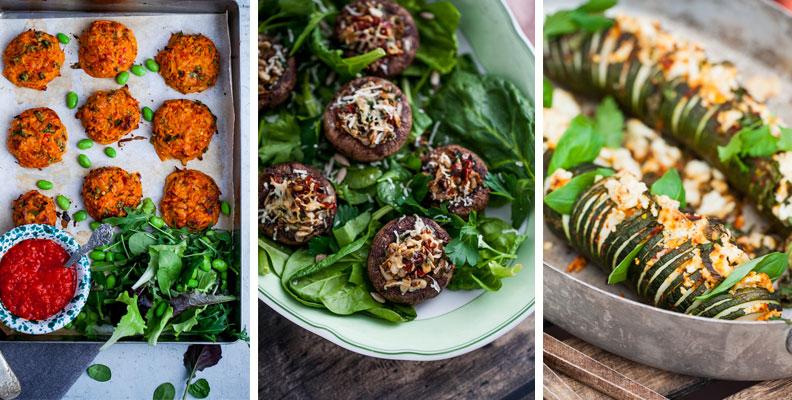 Vegetarisk påskmat - 5 recept