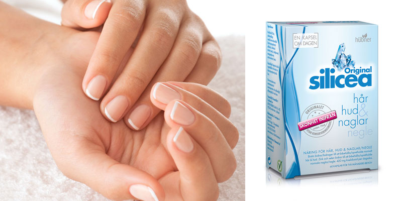 silicea hår hud naglar resultat