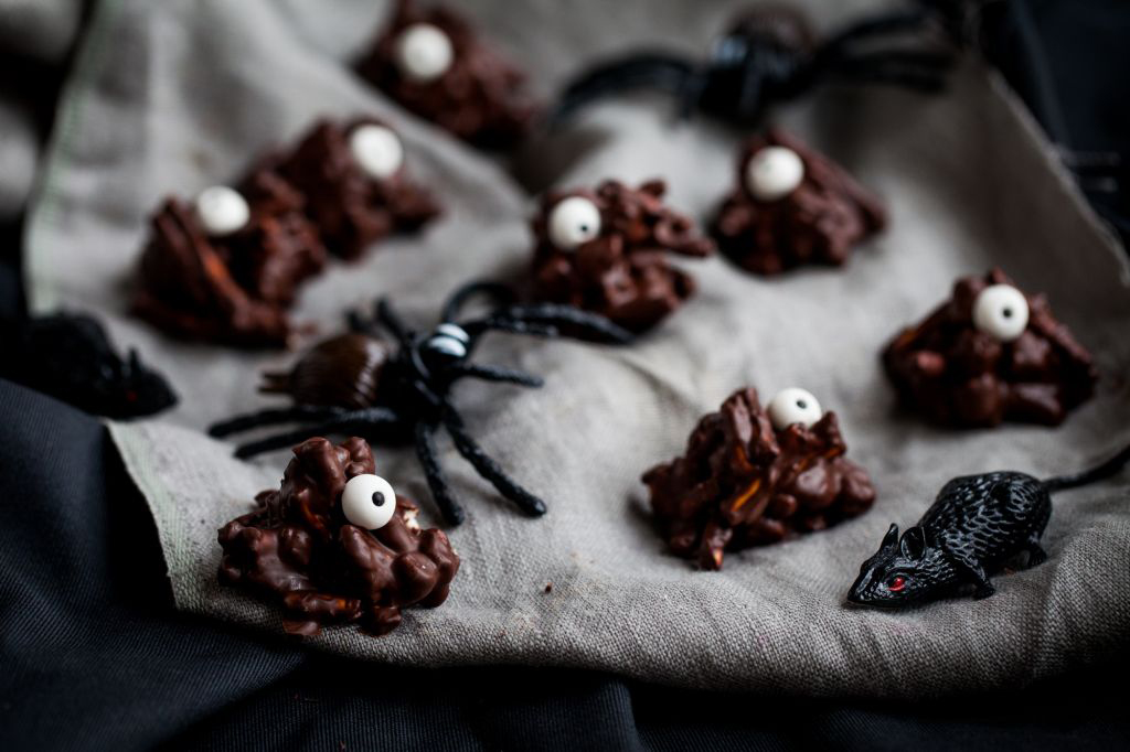 Baka eget godis till Halloween!