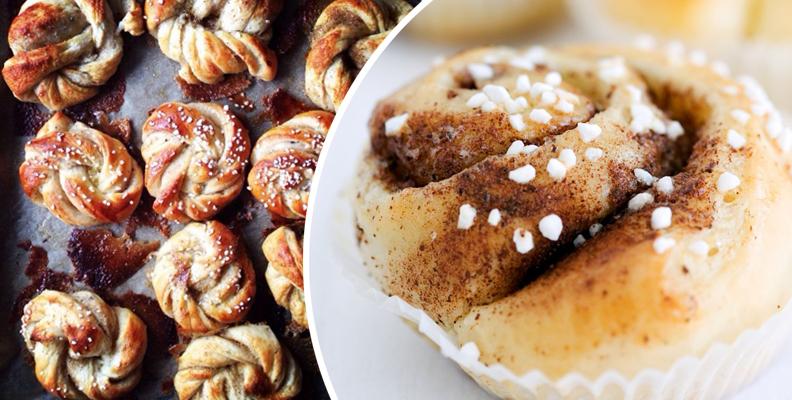 Tips för att lyckas med kanelbullar - plus världens bästa recept!