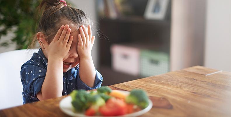dålig aptit mat