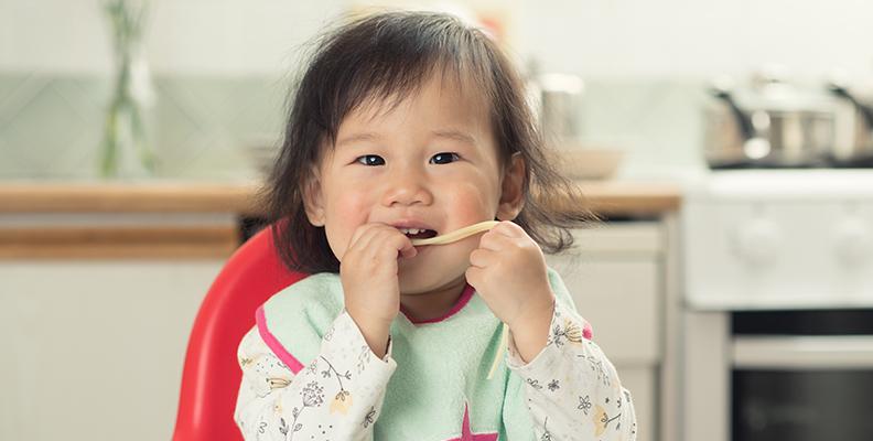 Myter om barn och mat - hade du koll på dessa?