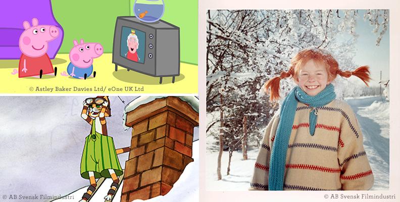 Vinn ett års fritt abonnemang hos SF Kids Play