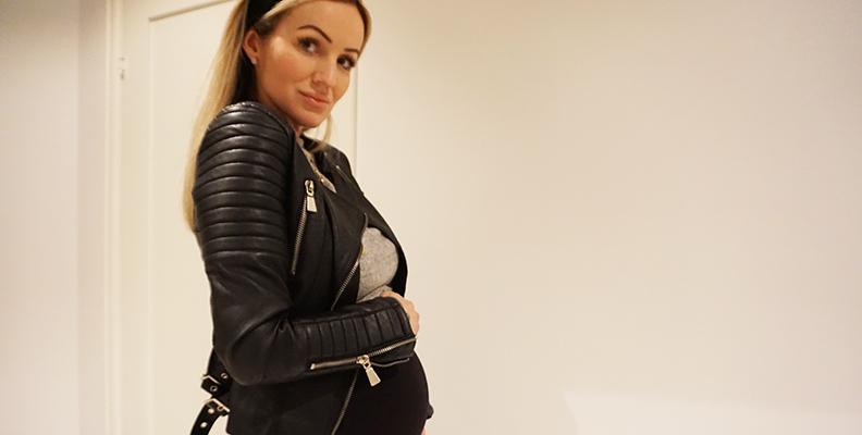 """Victoria Sandberg: """"Jag är tryggare i min mammaroll nu"""""""