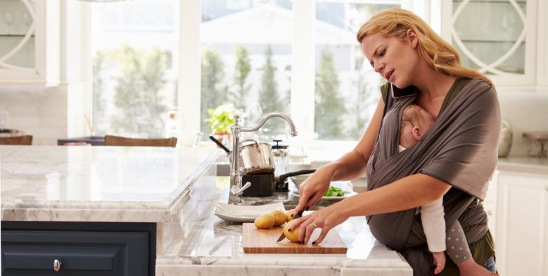 mammarollen motsvarar minst 2,5 heltidstjänster