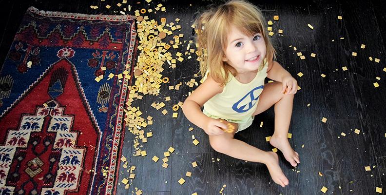 10 saker småbarnsföräldrar gör som förtjänar medalj