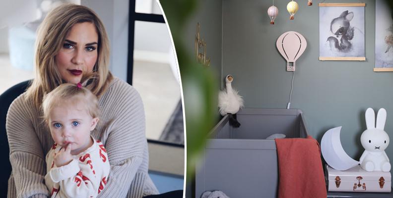 """""""Jag startade eget företag när jag var mammaledig"""""""
