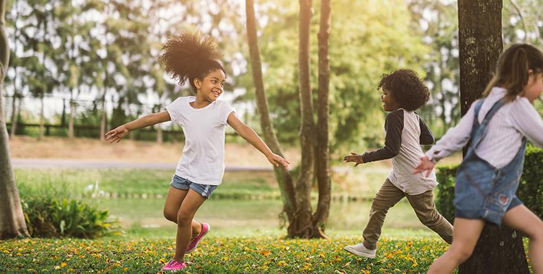 16 leksaker som får barn att röra på sig