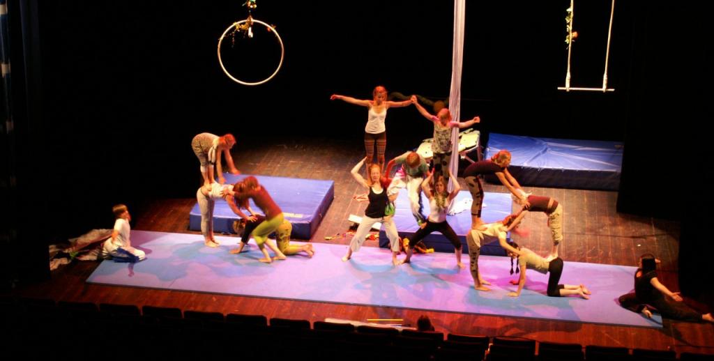 Cirkusskola tweenie