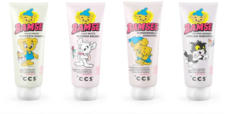Bamse by CCS