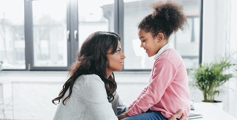 säga NEJ utan att säga nej till ditt barn