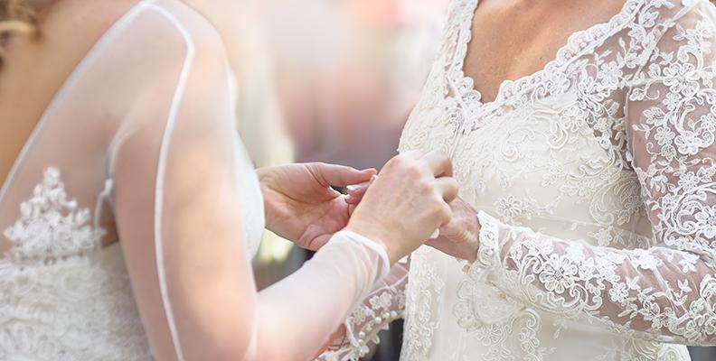 samkönat äktenskap