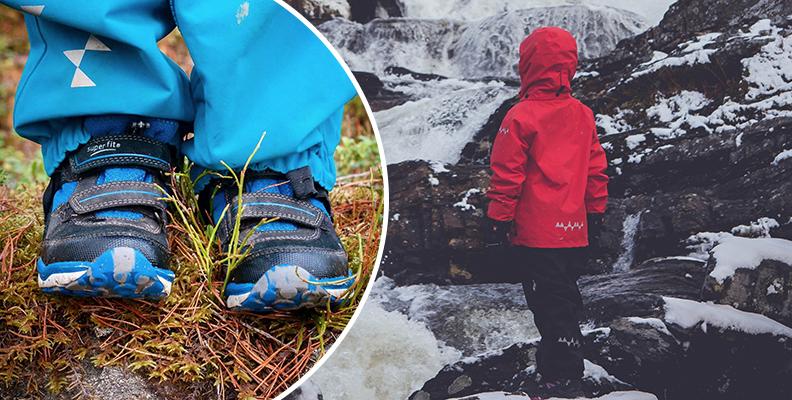 Så väljer du rätt vinterskor till barnen – 5 tips